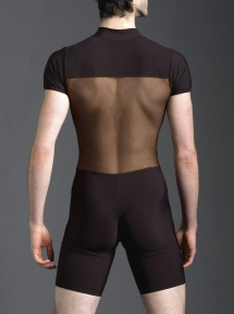 Reverse of the Geoff leotard.
